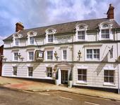 BEST WESTERN George Hotel, Swaffham exterior