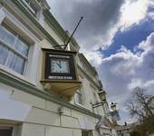 George Clock with Sunshine