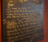 Daily Specials Board