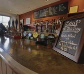 Bar Counter & Beer Pumps