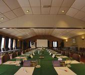 Pedlars Suite Boardroom set up